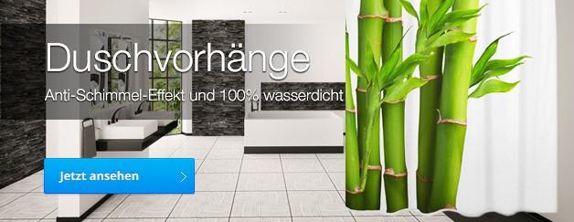 Ausgefallene Duschvorhange Badezimmer: Wandfarbe weiß grau ideen für den gesamten wohnbereich ...