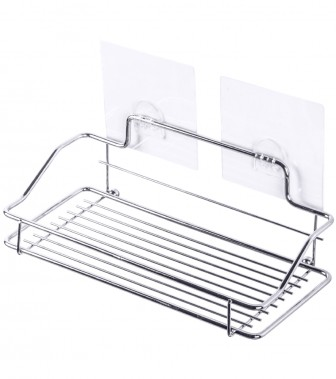 Duschablage Transparent 25,0 x 11,5 x 9 cm