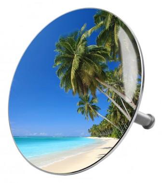 Badestöpsel Karibik