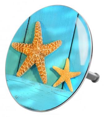 Badestöpsel Starfish