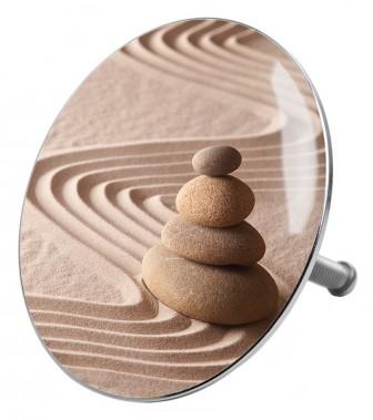 Badestöpsel Zen