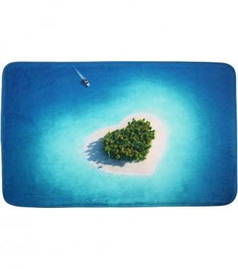 Badteppich Dream Island 50 x 80 cm