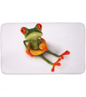 Badteppich Froggy 50 x 80 cm
