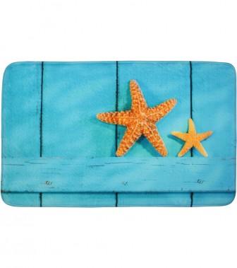 Badteppich Starfish 50 x 80 cm