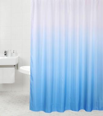 Duschvorhang Magic Blau 180 x 200 cm