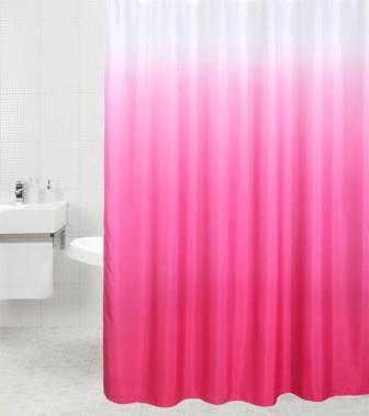 Duschvorhang Magic Pink 180 x 180 cm