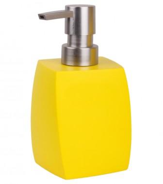Seifenspender Wave Yellow