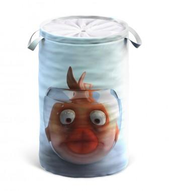 Wäschekorb Goldfisch