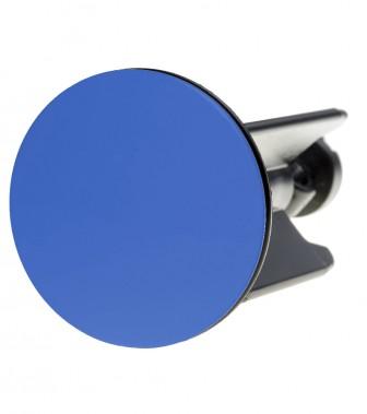 Stöpsel Blau