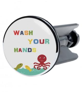 Stöpsel Wash Your Hands