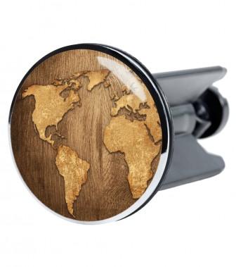 Stöpsel World Map