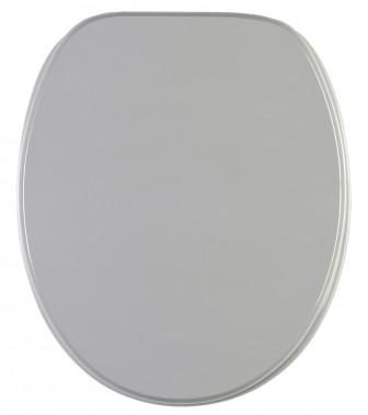 Erstaunlich WC Sitz mit Absenkautomatik Manhattan Grau | WCShop24.de FB52