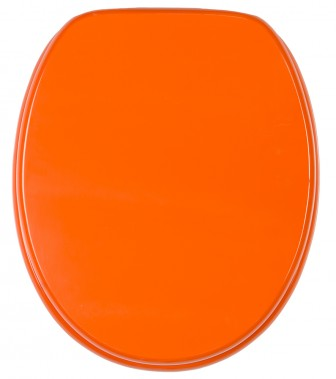 WC-Sitz Orange