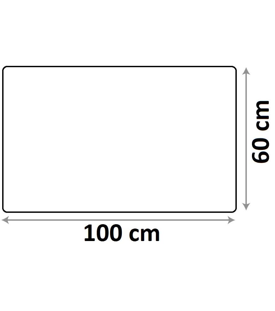 Badteppich home 60 x 100 cm for Schuhschrank 60 x 100