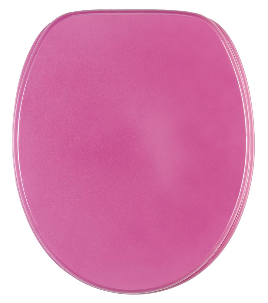 glitzer wc sitz toilettendeckel klodeckel klobrille wc deckel toilettensitz pink ebay. Black Bedroom Furniture Sets. Home Design Ideas