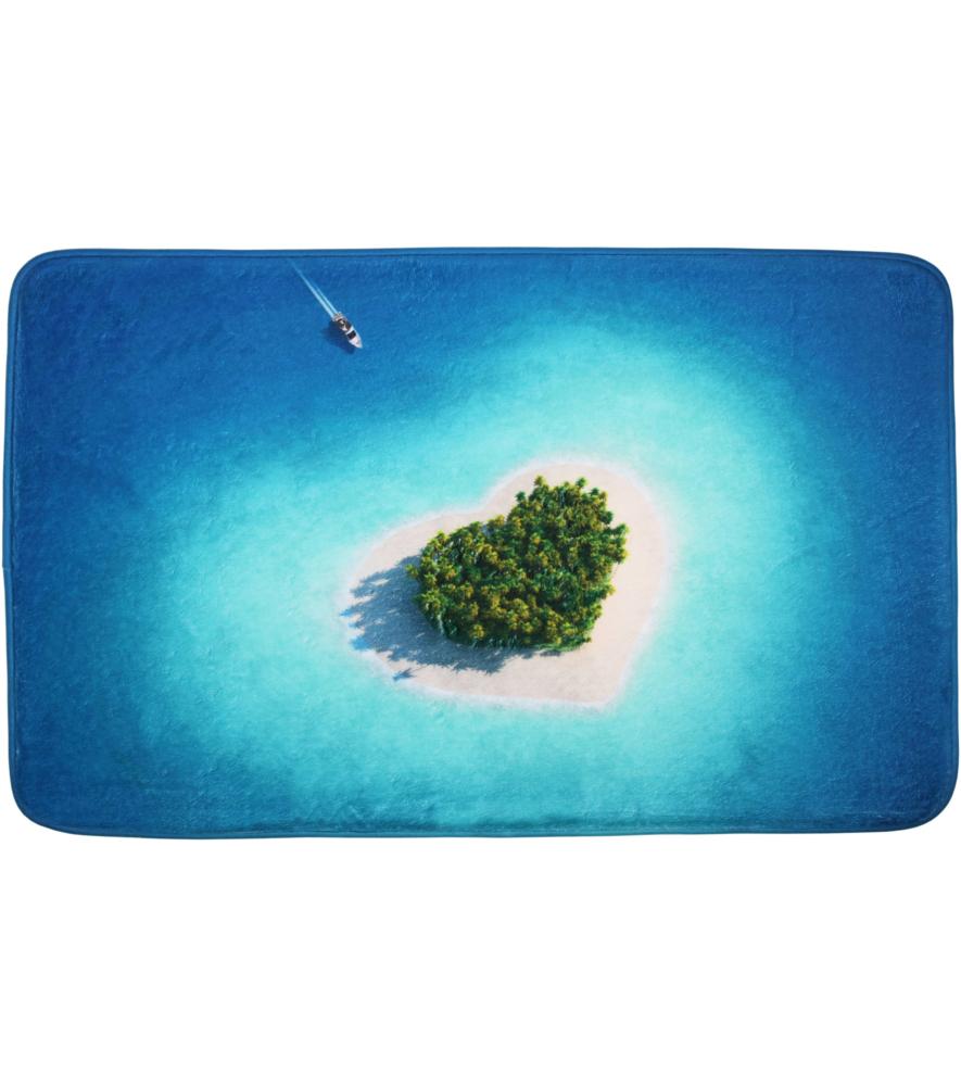 badteppich dream island 50 x 80 cm. Black Bedroom Furniture Sets. Home Design Ideas