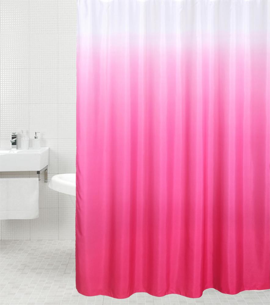 Duschvorhang Magic Pink Wcshop24 De