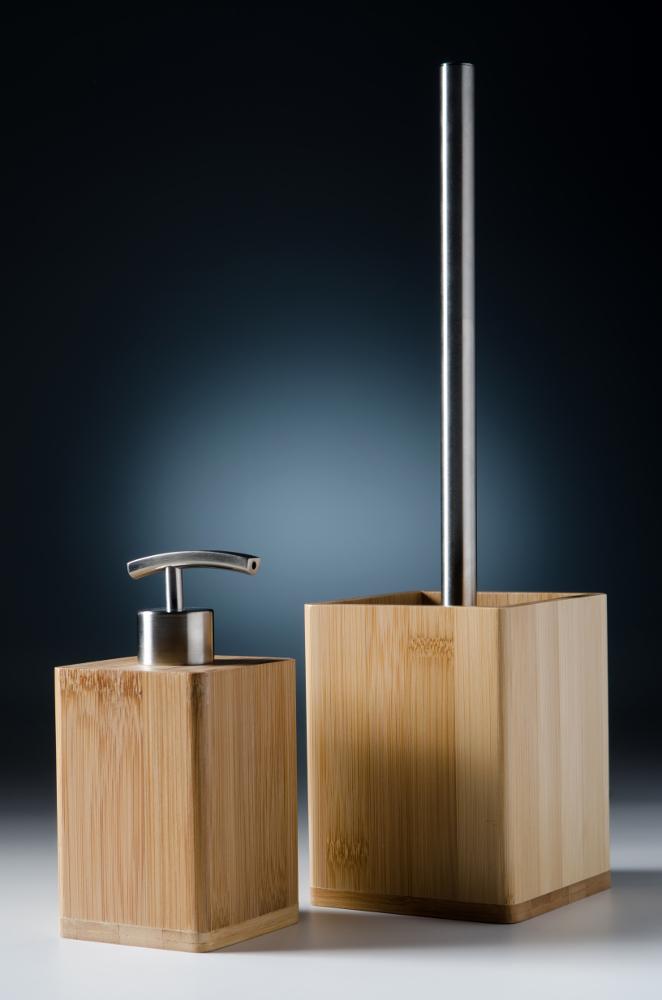 badezimmer set bambus. Black Bedroom Furniture Sets. Home Design Ideas