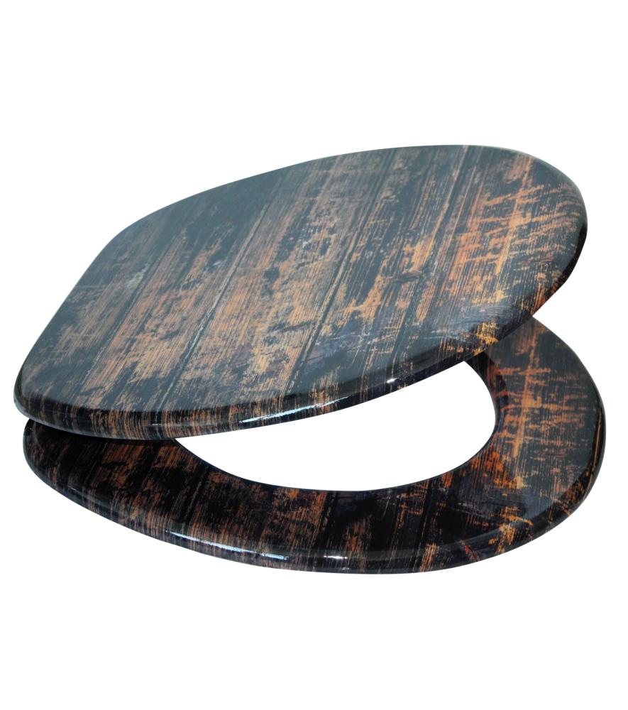 wc sitz mit absenkautomatik vintage. Black Bedroom Furniture Sets. Home Design Ideas
