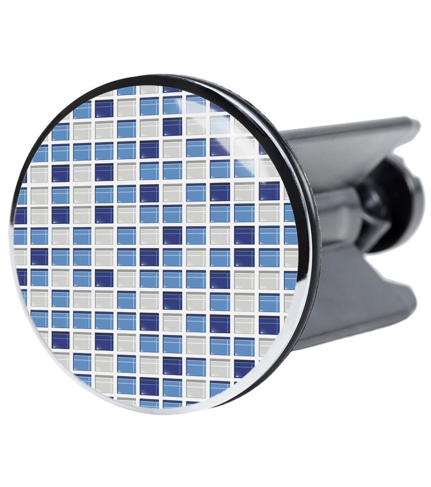 waschbeckenst psel mosaik blau. Black Bedroom Furniture Sets. Home Design Ideas