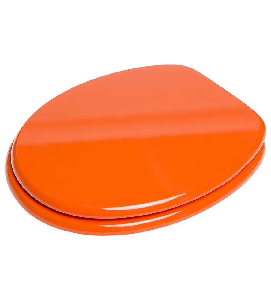 Wc sitz orange - Wc oranje ...