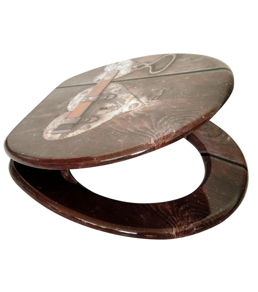 wc sitz mit absenkautomatik t rschloss. Black Bedroom Furniture Sets. Home Design Ideas