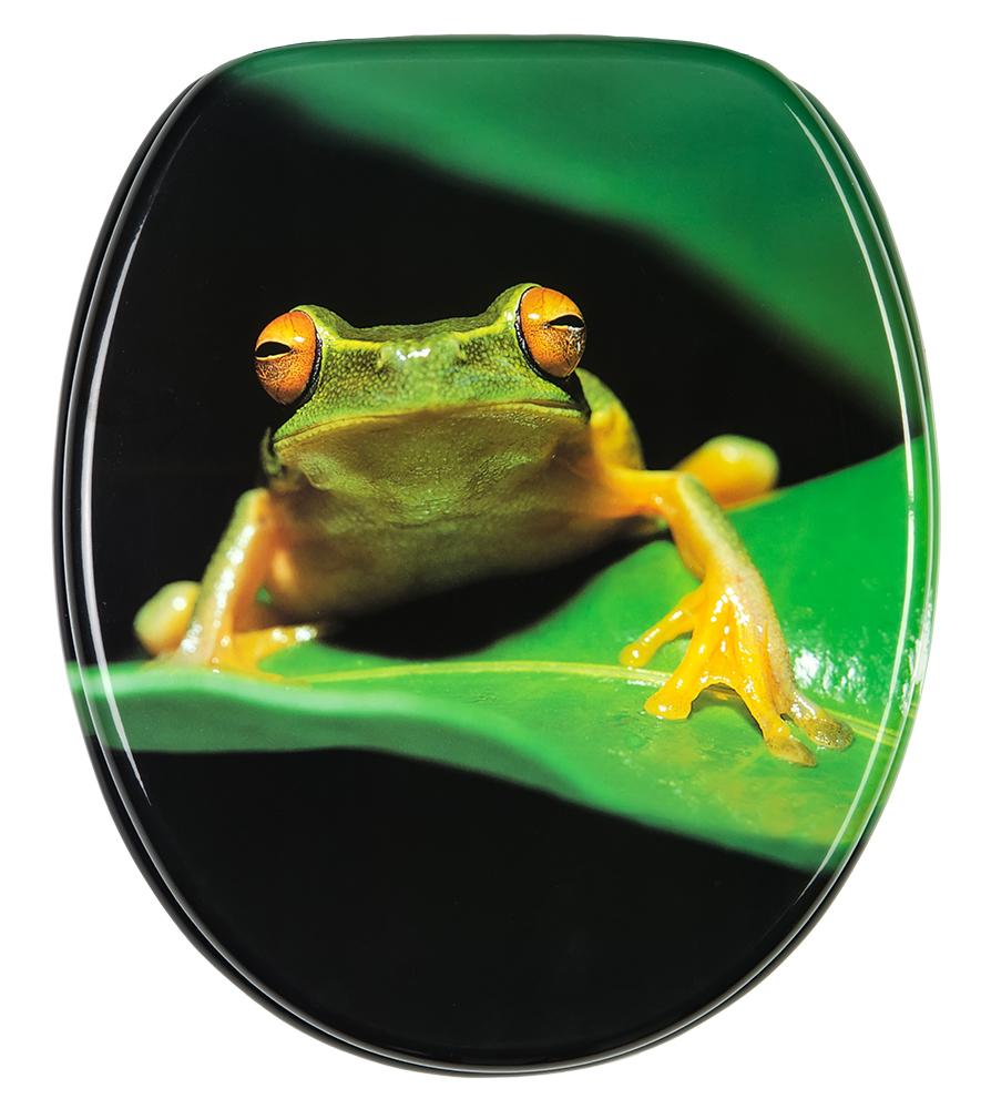 WC Sitz Frosch Grn WCShop24de