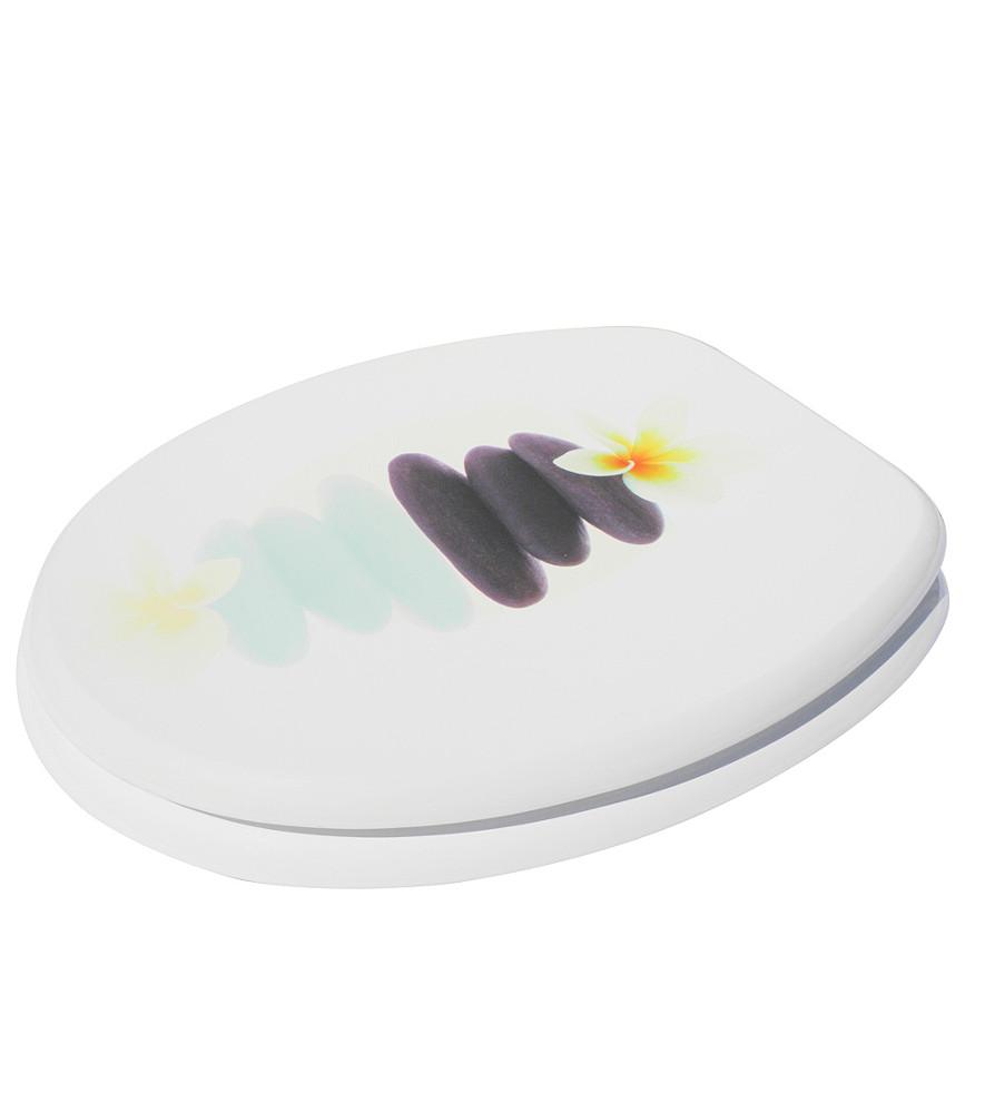 klobrille toilettensitz toilettenbrille wc brille klositz weiss good feeling ebay. Black Bedroom Furniture Sets. Home Design Ideas