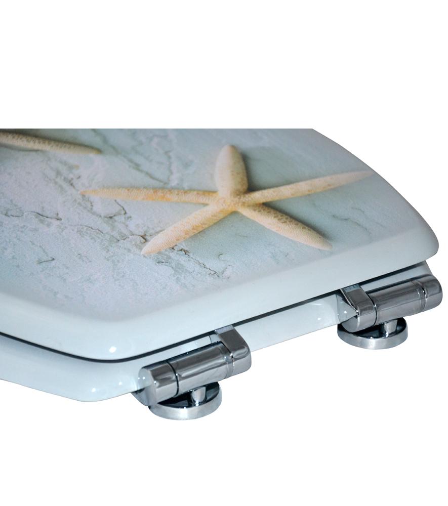 klobrille toilettensitz toilettenbrille wc brille absenkautomatik softclose ebay. Black Bedroom Furniture Sets. Home Design Ideas