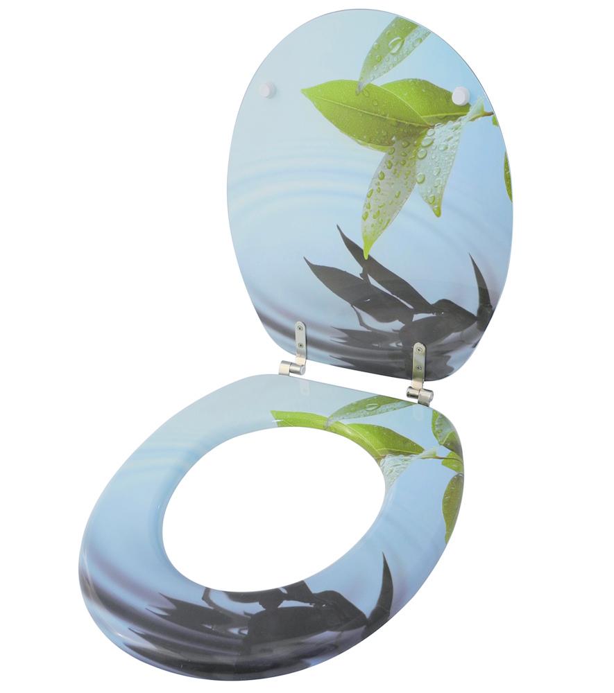 wc sitz toilettendeckel klodeckel klobrille deckel toilettensitz entspannung ebay. Black Bedroom Furniture Sets. Home Design Ideas