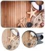 3-teiliges Badezimmer Set Maritime