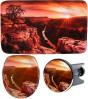 3-teiliges Badezimmer Set Grand Canyon