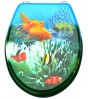 WC-Sitz Korallenriff