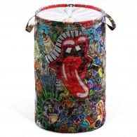 Wäschekorb Graffiti