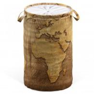 Wäschekorb World Map