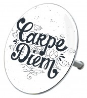 Badestöpsel Carpe Diem