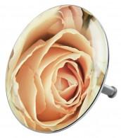 Badestöpsel Rosa Rose