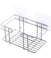 Duschablage Transparent 22,8 x 14 x 10,5 cm