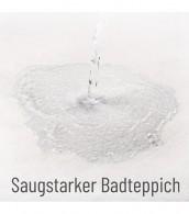 Badteppich Clam 70 x 110 cm