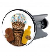 Stöpsel Shower Cat