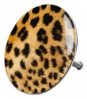 Badestöpsel Leopardenfell