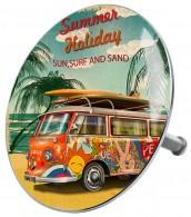 Badestöpsel Summer Bus