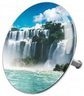 Badestöpsel Wasserfall