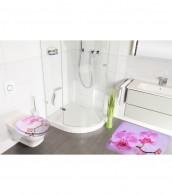 WC-Sitz mit Absenkautomatik Blooming