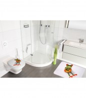 6-teiliges Badezimmer Set Froggy