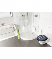 WC-Sitz mit Absenkautomatik Home Sweet Home