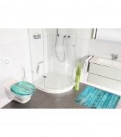WC-Sitz mit Absenkautomatik Lumber