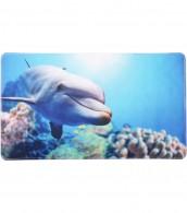 Badematte Delphin 40 x 70 cm
