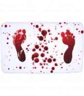 Badteppich Blood Feet 70 x 110 cm