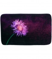 Badteppich Purple Dust 50 x 80 cm